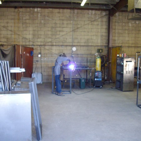 Welding Station (BLDG 2)