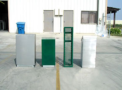 We offer a wide variety of enclosures