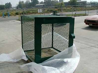 Every enclosure large or small is packed with bubble wrap to ensure the best quality to the customer