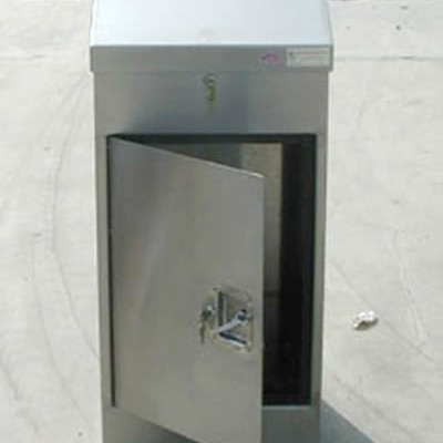 Stainless Steel Top Opening enclosure