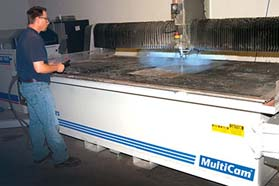 multicam-WaterJet